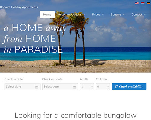 Bonaire Holiday Apartments